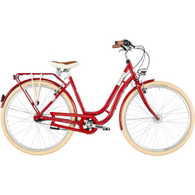 Ortler Summerfield 7-speed Dames, classic red